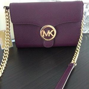 NWT Michael Kors Vanna Large Phone Crossbody Bag